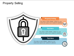 Property Selling Ppt PowerPoint Presentation Inspiration Mockup Cpb