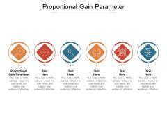 Proportional Gain Parameter Ppt PowerPoint Presentation Show Elements Cpb Pdf