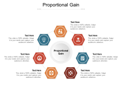 Proportional Gain Ppt PowerPoint Presentation Show Icon Cpb Pdf