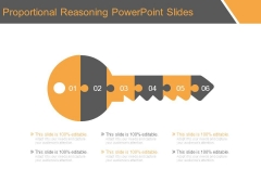 Proportional Reasoning Powerpoint Slides