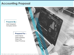 Proposal Template For Accounting Services Accounting Proposal Ppt Inspiration Influencers PDF