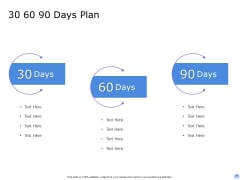 Proposal To Brand Company Professional Services 30 60 90 Days Plan Structure PDF