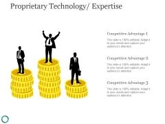 Proprietary Technology Expertise Ppt PowerPoint Presentation Slides