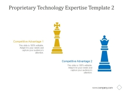 Proprietary Technology Expertise Template 2 Ppt PowerPoint Presentation Summary
