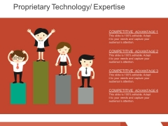 Proprietary Technology Expertise Template 3 Ppt PowerPoint Presentation Slides Layout Ideas