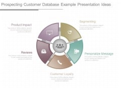 Prospecting Customer Database Example Presentation Ideas