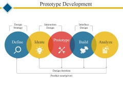 Proto Type Development Template 1 Ppt PowerPoint Presentation Inspiration Sample