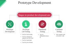 Prototype Development Ppt PowerPoint Presentation Icon Styles