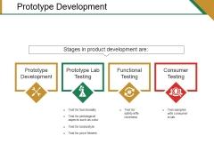 Prototype Development Template 1 Ppt PowerPoint Presentation Infographic Template Design Inspiration