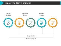 Prototype Development Template 1 Ppt PowerPoint Presentation Summary Slides