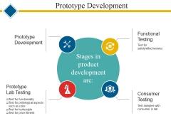 Prototype Development Template 2 Ppt PowerPoint Presentation Infographic Template Portfolio