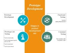 Prototype Development Template 2 Ppt PowerPoint Presentation Layouts Show