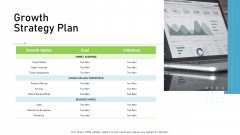 Proven Ways Of Quickly Growing A Small Business Growth Strategy Plan Ppt Ideas Summary PDF