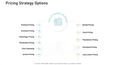 Proven Ways Of Quickly Growing A Small Business Pricing Strategy Options Ppt Portfolio Topics PDF