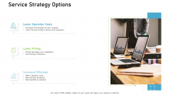 Proven Ways Of Quickly Growing A Small Business Service Strategy Options Ppt Styles Sample PDF