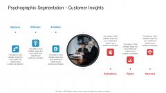 Psychographic Segmentation Customer Insights Ppt Layouts Graphics Download PDF