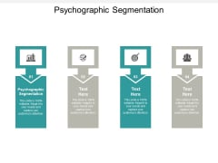 Psychographic Segmentation Ppt PowerPoint Presentation Show Graphics Template Cpb