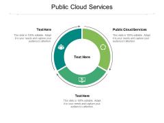 Public Cloud Services Ppt PowerPoint Presentation Pictures Design Ideas Cpb Pdf