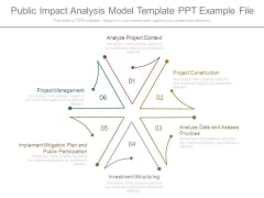 Public Impact Analysis Model Template Ppt Example File