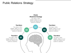 Public Relations Strategy Ppt PowerPoint Presentation Styles Guidelines Cpb