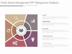 Public Sector Management Ppt Background Graphics