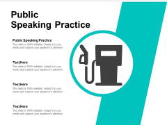 Public Speaking Practice Ppt PowerPoint Presentation File Smartart Cpb