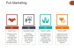 Pull Marketing Template 2 Ppt PowerPoint Presentation Layouts Layouts