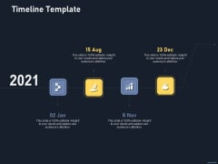Puppet Tool For Server Configuration Administration Timeline Template Ideas PDF