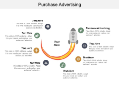 Purchase Advertising Ppt PowerPoint Presentation Model Layout Cpb