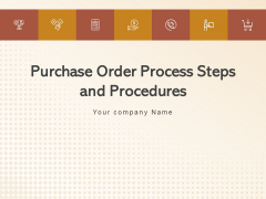 Purchase Order Process Steps And Procedures Delivering Sourcing Problem Ppt PowerPoint Presentation Complete Deck