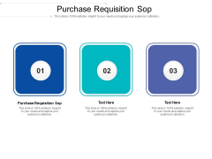 Purchase Requisition Sop Ppt PowerPoint Presentation Icon Design Inspiration Cpb Pdf