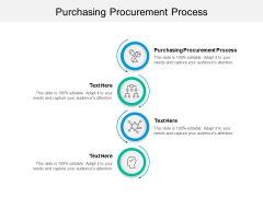 Purchasing Procurement Process Ppt PowerPoint Presentation Infographics Backgrounds Cpb