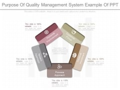 Purpose Of Quality Management System Example Of Ppt