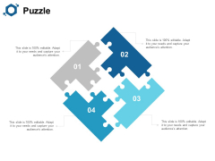 Puzzle Business Problem Ppt PowerPoint Presentation Professional Example