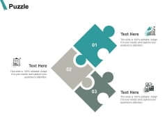 Puzzle Business Problem Solving Ppt PowerPoint Presentation Layouts Brochure