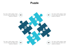 Puzzle Business Strategy Ppt PowerPoint Presentation Icon Format Ideas