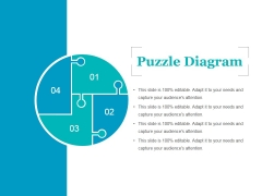 Puzzle Diagram Ppt PowerPoint Presentation Layouts Vector