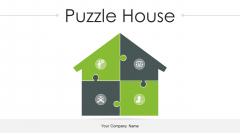 Puzzle House Improvement Orientation Ppt PowerPoint Presentation Complete Deck With Slides