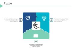 Puzzle Management Marketing Ppt PowerPoint Presentation Inspiration Slides