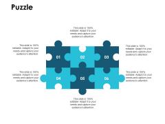 Puzzle Marketing Business Ppt PowerPoint Presentation Ideas Slideshow