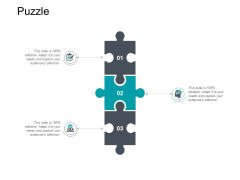 Puzzle Marketing Planning Ppt PowerPoint Presentation Pictures Gallery