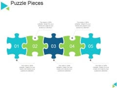Puzzle Pieces Ppt PowerPoint Presentation Infographics Slide