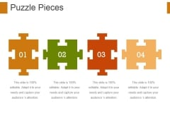 Puzzle Pieces Ppt PowerPoint Presentation Layouts Aids