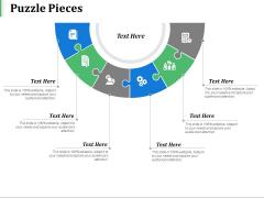 Puzzle Pieces Ppt PowerPoint Presentation Model Structure