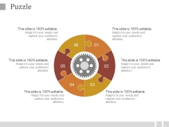 Puzzle Ppt PowerPoint Presentation Background Designs