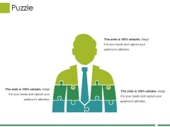 Puzzle Ppt PowerPoint Presentation File Shapes