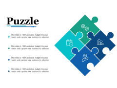 Puzzle Ppt PowerPoint Presentation Icon Influencers