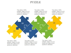 Puzzle Ppt PowerPoint Presentation Icon Show