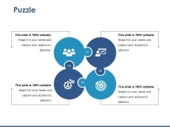 Puzzle Ppt PowerPoint Presentation Icon Skills