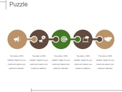 Puzzle Ppt PowerPoint Presentation Ideas Graphics